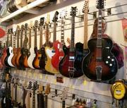 Guitar Shops and Guitar Dealers In Mumbai, Navi Mumbai, Thane