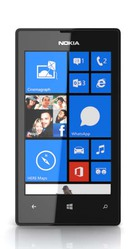 Nokia Lumia 520 (Silver-67002)