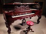 steinway piano value