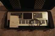 Roland Fantom-G6 Keyboard Synthesizer with Box and stand